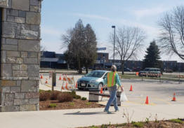 Lester Public Library offers curbside delivery