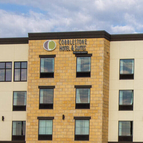 New downtown hotel opens